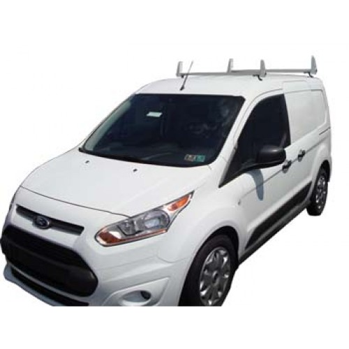 2010 Ford Transit Connect Cargo Van For Sale In Houston: Aluminum 2 Bar Ladder Rack Ford Transit Connect
