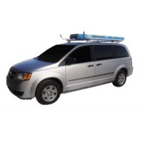 Aluminum Ladder Rack for Minivan - Base Model