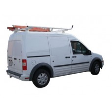 Aluminum Ladder Rack - Ford Transit Connect 2009 - 2013 - Single Lock Down