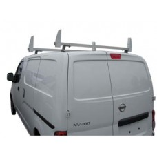 Aluminum 2 Bar Ladder Rack - Nissan NV200