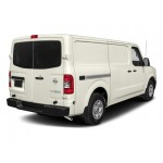 Nissan NV Cargo Van Safety Partitions