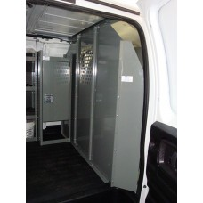 Chevy Express Full Size Van Safety Partition, Bulkhead 1996-2021