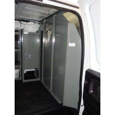 GMC Savana Full Size Van Safety Partition, Bulkhead 1996-2021