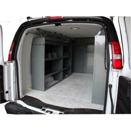 Van Shelving Package