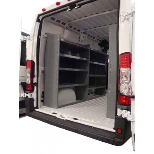 2010 Ford Transit Connect Cargo Van For Sale In Houston: Dodge ProMaster Van Shelving Units
