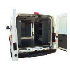 Van Shelving Storage Unit 45L x 44H x 13D - Low Roof Ford Transit