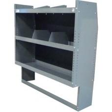 Van Shelving Storage Unit - Space Saver - 45L x 44H x 13D