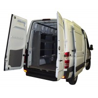 Set of 2 Sprinter Van Shelving Units