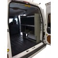 """Ford Transit Connect Shelving - Space Saver - 38""""Lx44""""Hx13""""D"""