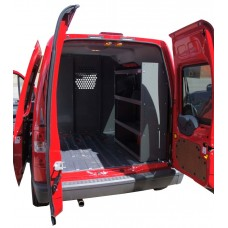 """Set of 2 - Ford Transit Connect Shelving 32""""Lx44""""Hx13""""D"""