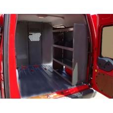 """Nissan NV200 Van Shelving 38""""L x 44""""H x 13""""D"""