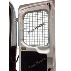 Ford Transit Full Size Van Medium / High Roof 2 Rear Window Safety Screens