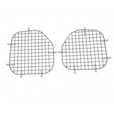 2014-2017 Ford Transit Connect - 2 Rear Window Safety Screens - Set of 2 screens